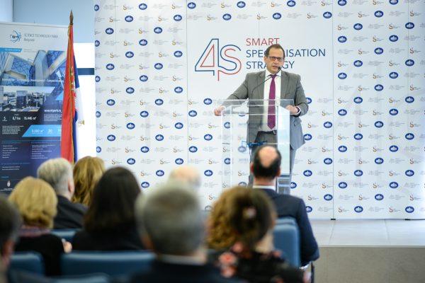 Viktor Nedović, pomoćnik ministra i koordinator 4S procesa